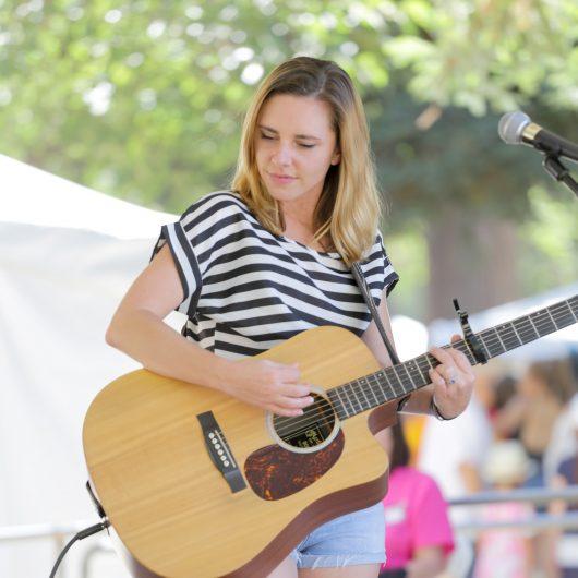 Amber Lynn Nicol Gilroy Garlic Festival